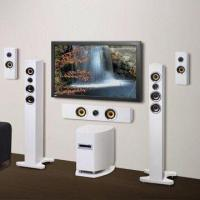 Quality Surround Sound Speakers, Ideal for TV, CDD, CD and iPod for sale