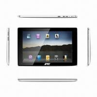 Quality DVC R10 10.1-inch HD Tablet PCs with RK 3066, Dual Camera, Bluetooth, Dual Cortex A9 1.5GHz for sale