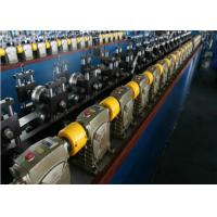 Buy Drywall Metal Stud And Track Roll Forming Machine , portable cold roll forming at wholesale prices
