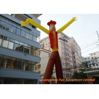 Quality Cowboy Theme air dancer Inflatable Advertising Products / Inflatable Sky Dancer for sale