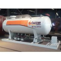 Quality 10M3 LPG Storage Tanks 10000 Liters LPG Filling Stations Integral Type Separated Type for sale
