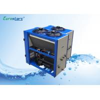 Quality R22 Copeland Compressor Commercial water Chiller High Efficiency Chiller Unit for sale