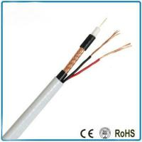 Quality CCTV Cable Rg59 Siamese cable power cable +2c for sale