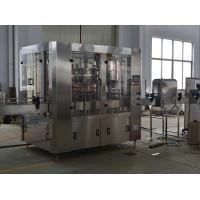 Quality Glass Bottle Wine Filling Machine for sale
