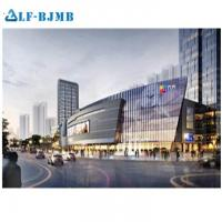China Prefabricated Steel Structure Conference Hall Function Hall Space Frame Shopping Mall/Center Design for sale