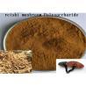 Brown Yellow Ganoderma Lucidum Extract Anti Aging Reishi Mushroom Polysaccharide for sale