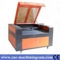Quality ZK-1212-150W Big power laser cutting machine two table for non-metal for sale