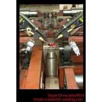 Buy Full Automatic H Beam Welding Line For Assembly / Welding / Straightening Machinery at wholesale prices