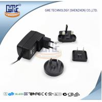 Quality Universal Power Adaptor 12v 5mA Max 47Hz - 63Hz Input frequency with Four Types Plug for sale