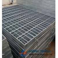Quality Welded Steel Grating: Flat Style Bar Grating; Serrated Bearing Bar Grating for sale