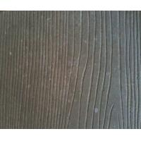 Quality Fire Resistant Wood Grain Fiber Cement Board UV Coating Weatherproof CE Approved for sale