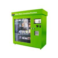 China University / Airport / Bus Station Vending Machine Rental Kiosk 100 - 240V Working Voltage on sale