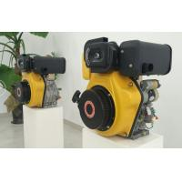 Quality 1800rpm KA188FS Single Cylinder Diesel Engine Air Cooled , Small Marine Diesel Engines for sale