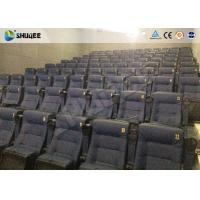 Quality SV Movie Theater Seats Sound Vibration / Special Effect For Theater Equipment for sale