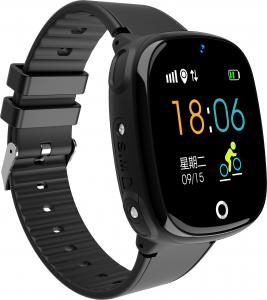 Quality Cobalt Battery Large Capacity 420mAh Boys Touch Screen Watch for sale