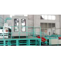 Quality Touch Screen Control Egg Carton Pulp Molding Equipment Easy To Operate for sale