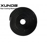 Black Butyl Rubber Tape For Construction for sale