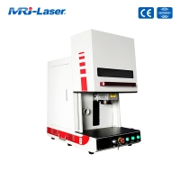 Quality 30W 50W Color Laser Marking Machine for Stainless Steel for sale