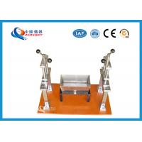 Quality Orange Flammability Testing Equipment , Wire And Cable Smoke Density Test Apparatus for sale