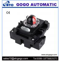 Quality Pneumatic Valve Ex-proof switch box , Limit Switch box for sale