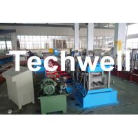 Buy C Section Channel Roll Forming Machine with Gearbox Drive for Making Steel C Purlin at wholesale prices