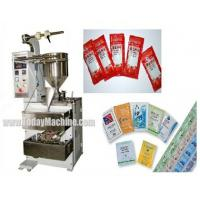 China Automatic Liquid Bag Filling Packing Machine for water / milk / wine on sale