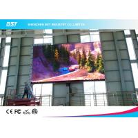 P3 Energy Saving Flexible Indoor Advertising Led Display use for Shopping Center