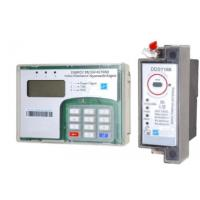 Quality Single Phase Split Din Rail Prepayment Power Meter With CIU Pole Mounting for sale