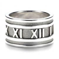 China Steel Cremation Jewelry URNs , Classic Simple Design Cremation rings on sale
