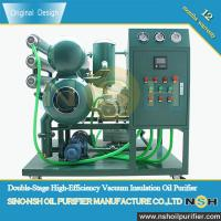 NSH Insulating Oil Purifier, Model VF/VFD/VFD-R,Mobile with trailer, remove water and impurities from Transformer Oil for sale