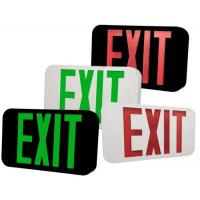 Buy cheap UL Listed Exit Emergency light Hanging from wholesalers