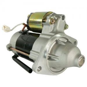 18418 Kubota Tractor Starter Motor , Auto Parts Starter Motor Water Proof