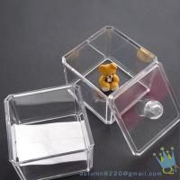 Quality acrylic cosmetic counter organizer for sale