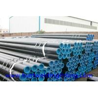 "Quality ERW Seamless Tube , ASTM A-335 Gr.P5 SCH5S-SCH160 4""  Black Steel Pipe for sale"