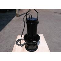 Quality Large Volume Submersible Sewage Pump Installation Easy For Waste Water Treatment System for sale