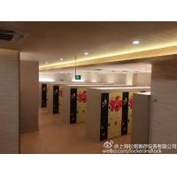 Quality SPA IOT Locker 6 Comparts  3 Column Double Tier Lockers With Print Picture Door for sale