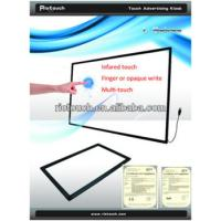 """Quality 10-Point IR Multi Touch Frame, IR Touch Screen up to 200"""" for LED Monitor for sale"""