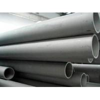 Quality Exhaust Steel Tube Welded Stainless Steel Tube SUS409L / SUS439 / SUS436L / SUS346S for sale