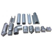 Dia-cast Aluminum Drain Pipe Joints ROHS For Connecting Pipe And Joint Products