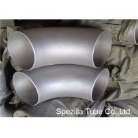 Quality 1/2'' - 80'' Stainless Steel Pipe Fittings Seamless Short Radius 90 Degree Elbow for sale