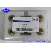 China Steel Metal Valve Pusher , Construction Machinery Excavator Engine Parts10*10 Mm Size on sale