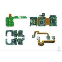 Quality FR4 Rigid Flex PCB Printed Circuit board 1 - 30 layer With ENIG Surface Finishing for sale