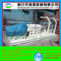 Quality 11 years' experience in manufacturing sinking and floating fish feed making machine for sale