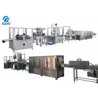 Professional Chapstick / Lip Balm Filling Machine With Auto Cap Loading And Capping