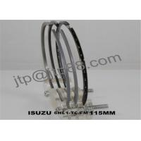 China High Wear Resistance Car Engine Rings 115mm For ISUZU Spare Parts on sale