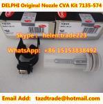 Quality Delphi nozzle CVA KIT 7135-574 control valve 28392662 and nozzle 379  GREATWALL 28231014 for sale