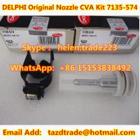 Quality Delphi nozzle CVA KIT 7135-574 control valve 28392662 and nozzle 379  GREATWALL 28231014 for sale