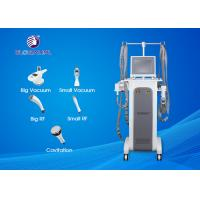 China RF Roller 940nm Vacuum Slimming Machine Cellulite Removal With 5 In 1 System on sale