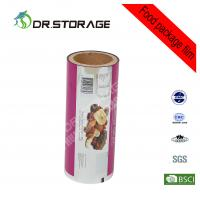 Quality Moisture Barrier Roll Plastic Food Packaging Films for Nut Biscuit for sale