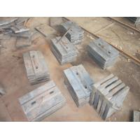 Quality Double-inlet & Double-outlet Coal Mill Lining System BBI4384 DF091 for sale